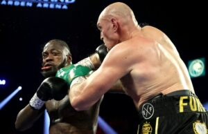 Tyson Fury to Defend Title Against Deontay Wilder July 24   Boxen247.com