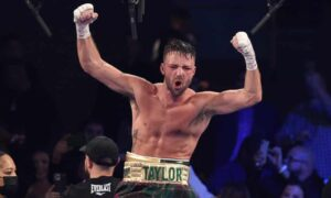 Josh Taylor: I've Trained My Whole Life For This | Boxen247.com