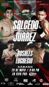 Chiquita González Boxing & Phillips Present National Championships | Boxen247.com
