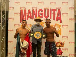 Victor Santillan & Jose Armando Valdez Both Make Weight | Boxen247.com