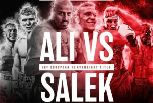 Kash Ali Clashes With Tomas Salek In Sheffield This Friday On Fightzone | Boxen247.com