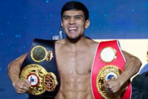 Matchroom Boxing Wins Akhmadaliev vs. Rios Purse Bid | Boxen247.com