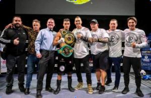 Jackson England Stops Shiva Mishra to Claim WBC Regional Belt | Boxen247.com