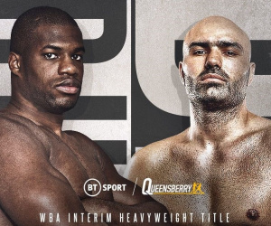 Tommy Fury Thinks Daniel Dubois Will Be Back Stronger | Boxen247.com