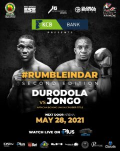 Two African Boxing Union (ABU) Bouts This Friday In Tanzania   Boxen247.com