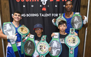 Hundreds Attend The WBC Green Belt Amateur World Championships   Boxen247.com
