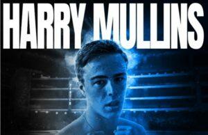Harry Mullins Makes Pro Debut Against Reiss Taylor in Sheffield June 5   Boxen247.com