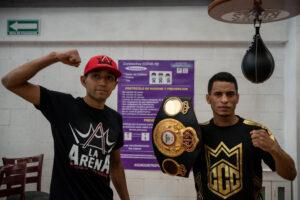 Cañizales & Bermudez Went Face To Face At Press Conference | Boxen247.com