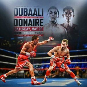 Nordine Oubaali Has Left Nothing To Chance Ahead Of Saturday | Boxen247.com
