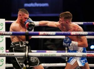 Dalton Smith Defeats Lee Appleyard in England   Boxen247.com