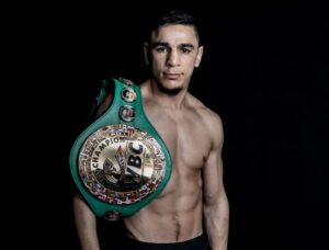 Nordine Oubaali Warns Nonito Donaire: I Know That I'm The Best | Boxen247.com