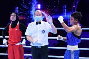 Huswatun Hasanah Sets Indonesian Record At ASBC Championships   Boxen247.com
