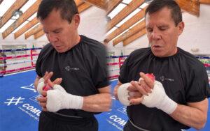 Julio Cesar Chavez In Great Shape For His Grand Finale   Boxen247.com