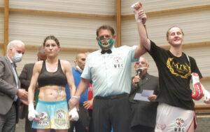 Segolene Lefebvre Defeats Serbian Jasmina Nad In Douai, France | Boxen247.com