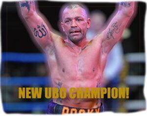 Christian Pawlak Defeats Muhammad Arifogullari for UBO Title | NobleBoxing.com