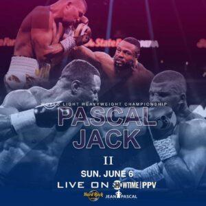 Badou Jack vs. Jean Pascal 2 Is OFF With Pascal Failing Drug Test | Boxen247.com