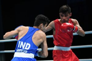 Iran Have Two Men At The ASBC Finals After 16 Years Of Break | Boxen247.com