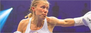 Elina Tissen Defeats Everline Odero, Wins WBF World Title | NobleBoxing.com