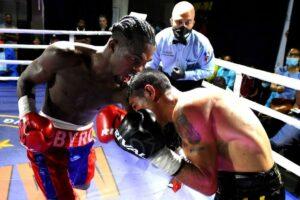 Santillan Is The New WBA-Fedecaribe Bantamweight Champion | Boxen247.com
