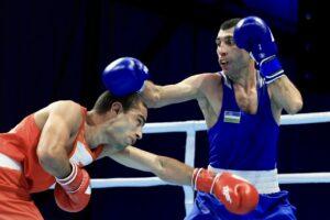 Shakhobidin Zoirov Defeats India's Amit Panghal in a Fantastic Rematch | Boxen247.com