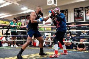 Badou Jack Looking Sharp For The Jean Pascal Rematch | Boxen247.com