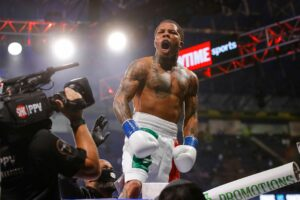 "Gervonta ""Tank"" Davis Ready For Mario Barrios Challenge | Boxen247.com"