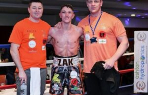 Zak Miller Faces Jahfibus Faure On Friday's Fight Academy Sheffield Card | Boxen247.com