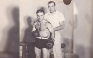 On This Day: Petey Sarron Won The Featherweight World Title   Boxen