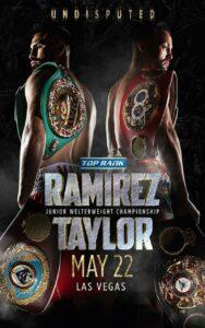 Ramírez Looking To Upset The 2-1 Odds Against Taylor | Boxen247.com