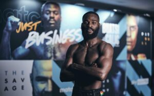 Joshua Buatsi Excited By Virgil Hunter Link-Up | Boxen247.com