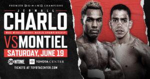 Charlo vs. Macias at the Toyota Center in Houston June 19 | Boxen247.com