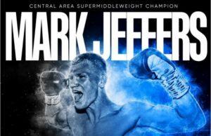 Dennis Hobson Has High Hopes For Unbeaten Mark Jeffers | Boxen247.com