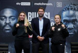 Ellis Hopkins: This Is A Massive Time For Female Boxing | Boxen247.com