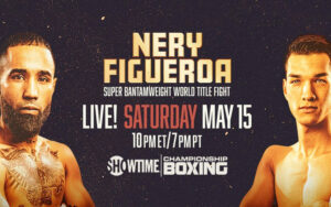 Where To Watch Luis Nery vs. Brandon Figueroa? | Boxen247.com