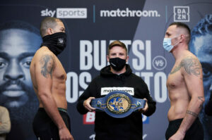 Tommy McCarthy: I Can't Afford Any Slip Ups Against Jur | Boxen247.com