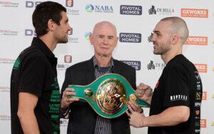 Joel Camilleri & Luke Woods Both Make Weight In Australia | Boxen247.com