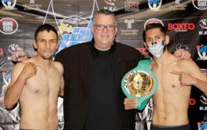 Jair Valtierra & Emanuel López Both Make Weight in Mexico | Boxen247.com