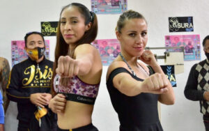 Zulina Muñoz & Isis Vargas Clash Tomorrow In Puerto Rico | Boxen247.com