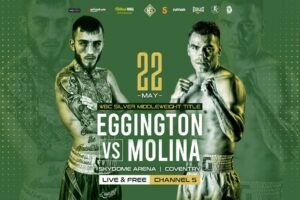 Sam Eggington: I Like The Danger That He Brings Into The Ring | Boxen247.com
