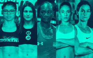 The Best Pound for Pound Women | Boxen247.com