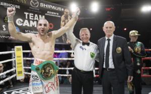 Camilleri Defeats Woods To Win WBC Australasia Super Welter Title   Boxen247.com