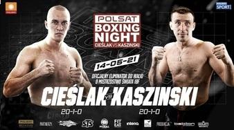 Michal Cieslak Blasts Yury Kashinsky Out In Round 1 | Boxen247.com