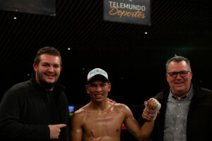 All Star Boxing Paid Tribute To Tuto Zabala In Mexico City | Boxen247.com