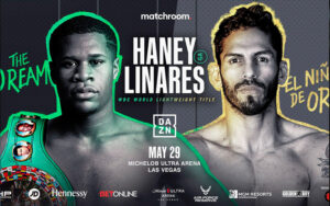 Devin Haney Defeats Jorge Linares & Full Fight Results From Las Vegas | Boxen247.com