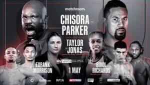 Chisora vs. Parker, Taylor vs. Jonas, Eubank Jr. etc Full Report   Boxen247.com