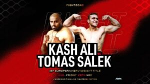 Kash AliDefeats Tomas Salek & Fight Results From Sheffield, England | Boxen247.com