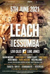 Marc Leach vs. Thomas Essomba at Sheffield Arena This Saturday | Boxen247.com