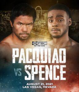 Errol Spence Jr. focused on Manny Pacquiao | Boxen247.com