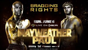 Floyd Mayweather vs. Logan Paul Fight Weights From Florida | Boxen247.com