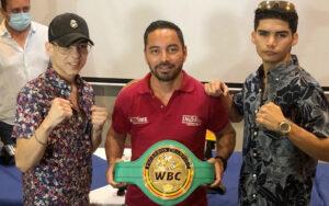 Karim Arce faces David Cuéllar in Sinaloa, Mexico tomorrow night   Boxen247.com